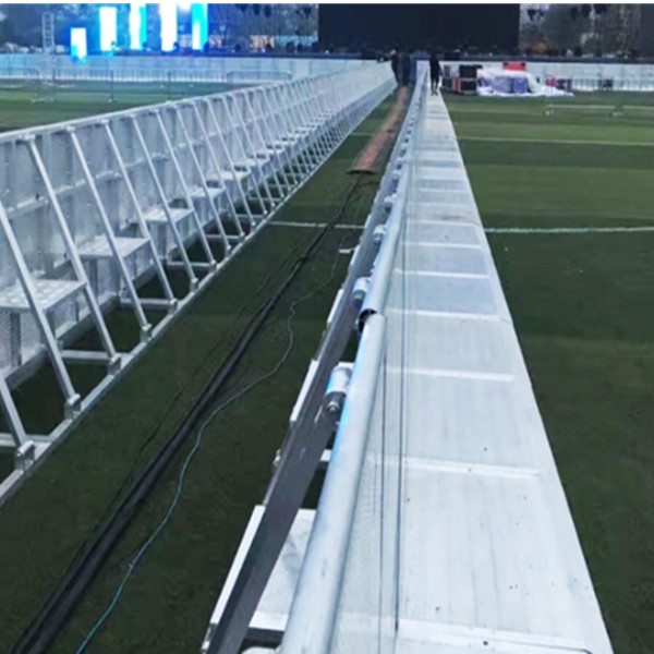 Concert/Event Used Barrier Aluminum