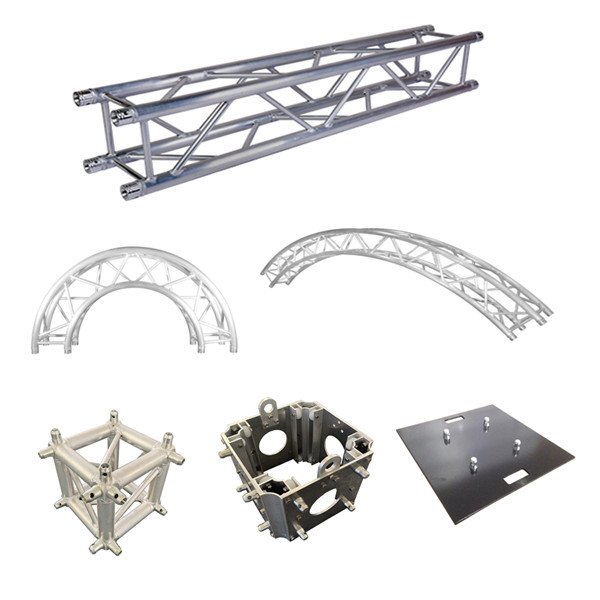 Aluminum spigot truss ,sleeve block ,six-way corner ,basement for sale